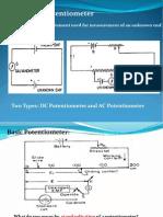 II) Potentiometer
