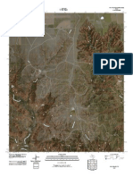 Topographic Map of Pony Flats