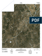 Topographic Map of Bend