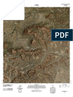 Topographic Map of Hood Spring