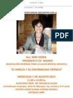 eventos ambito psi - noticiero appia nº16 - 01.08.2012