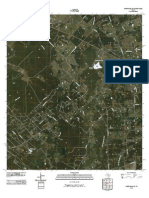 Topographic Map of Smithville NW