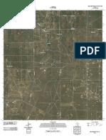 Topographic Map of Mills Bennett SW
