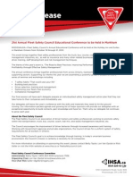 FSC Press Release 2012