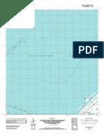 Topographic Map of Port Bolivar