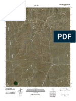 Topographic Map of Horse Creek South