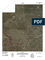 Topographic Map of Diablo Canyon East