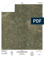 Topographic Map of Mirando City