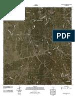 Topographic Map of Diamond S Ranch