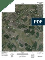 Topographic Map of Port Lavaca West