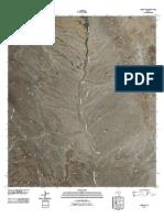 Topographic Map of Lobo SW
