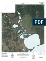 Topographic Map of Mission Bay