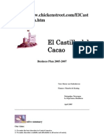 Business Plan Castillo Cacao