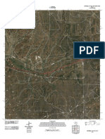 Topographic Map of Mitchell Canyon NE
