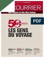 Les gens du voyage, Courrier des maires, 03/2011