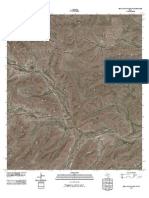 Topographic Map of Big Canyon Ranch NW