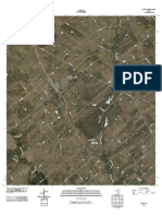 Topographic Map of Poth