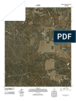 Topographic Map of Big Four Ranch