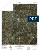 Topographic Map of Center Point