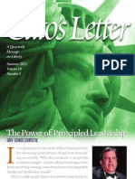 The Power of Principled Leadership, Cato Cato's Letter No. 10