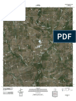 Topographic Map of Dilworth