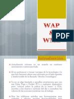 Exposición WAP & WML