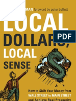 Investing in Yourself - An Excerpt from Local Dollars, Local Sense by Michael Shuman