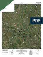Topographic Map of Pottsville