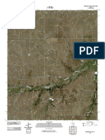 Topographic Map of Hudgens Ranch