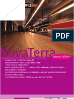 Nova Terra Special June [2006] on the EU supported project 'Connected Cities'