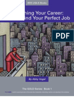 Launching Your Career Finding Perfect Job