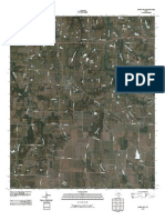 Topographic Map of Dodd City