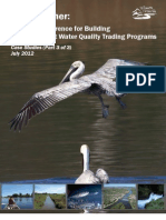Botched Case Study of Water Quality Trading