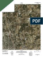 Topographic Map of Longview Heights