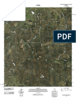 Topographic Map of Hunting Shirt Creek