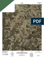 Topographic Map of Blackfoot