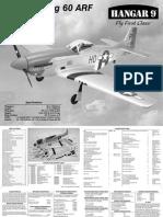 Hangar 9 P51 Manual