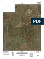 Topographic Map of Puente