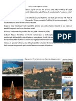 Palazzo Pontificio Di Castel Gandolfo