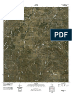 Topographic Map of Cherokee