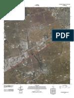Topographic Map of Southwest Midland