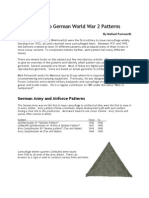 German Patterns