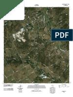 Topographic Map of Mosheim