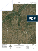 Topographic Map of Dripping Springs Draw