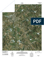 Topographic Map of Dublin