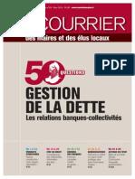 Gestion de la dette locale, Courrier des maires, 03/2012