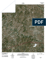 Topographic Map of Luling