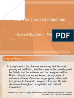 IP and the Creative Industries