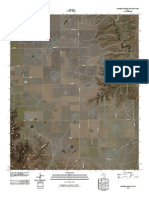 Topographic Map of Luttrell Springs NE