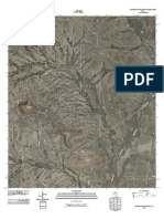Topographic Map of Square Top Mountain